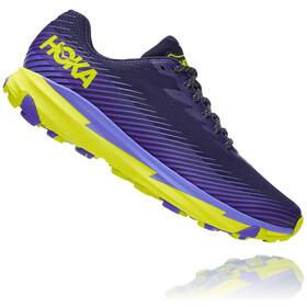 Hoka One One Torrent 2 Zapatillas Running Hombre, violeta/amarillo